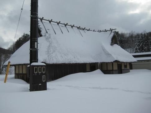 スノーハイキング臥龍山 014-001