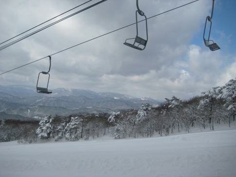 道後山スノーハイキング M 005