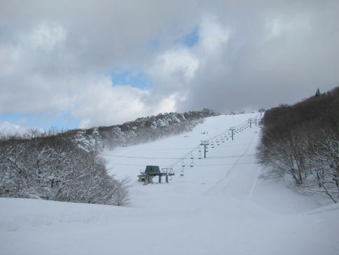 道後山スノーハイキング M 004-001