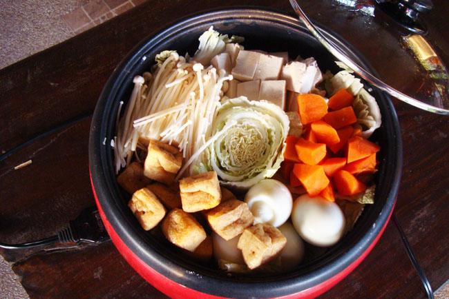 yamaoji湯豆腐!
