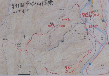 太郎山マップ1