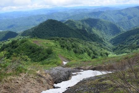 17登山道