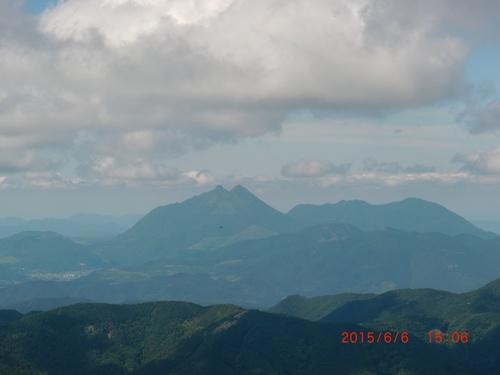027 山頂風景