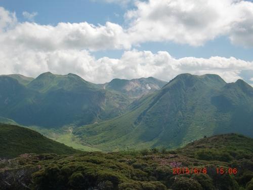 028 山頂風景