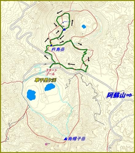 002 杵島岳