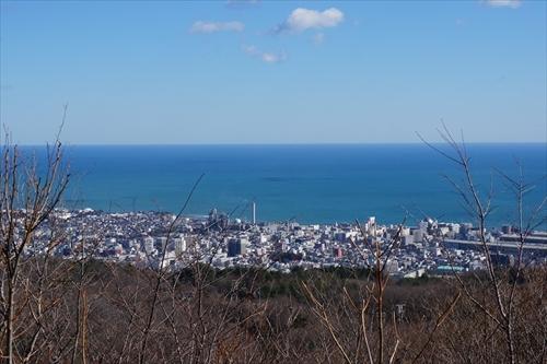 助川山から