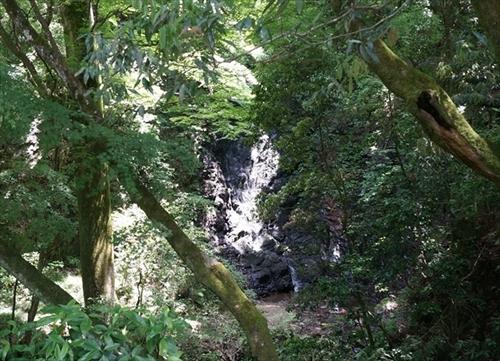 1玉簾の滝