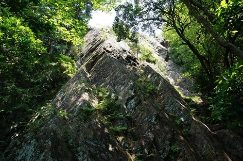 6御岩山岩峰