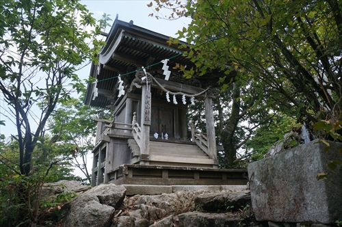 9加波山神社