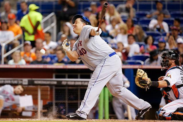 bartolo colon batting 2015年6月3
