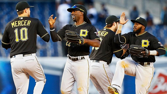 Pittsburgh Pirates 2015年監督GM特集