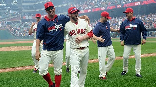 Cleveland Indians 20150703