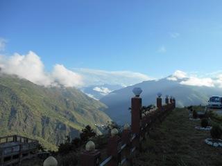 ブータンの朝