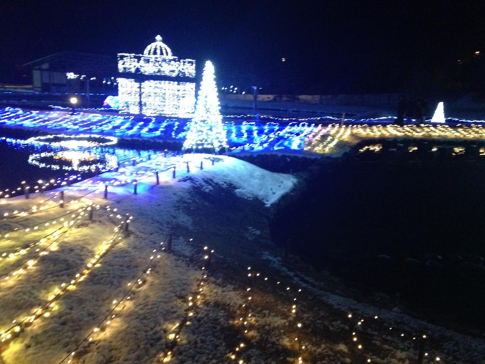 2014クリスマス安曇野9