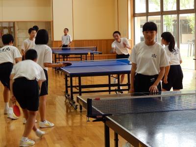 卓球練習2