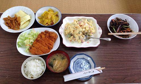 【食事で応援】