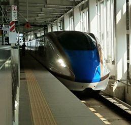 【初めて北陸新幹線に乗る】-1
