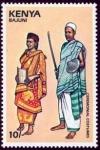 ケニア・バジュニ族