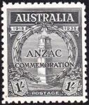 オーストラリア・アンザック(1935)