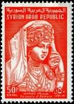 シリア・パルミラ美人