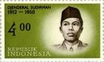 インドネシア・スディルマン(1961)