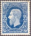 コンゴ最初の切手