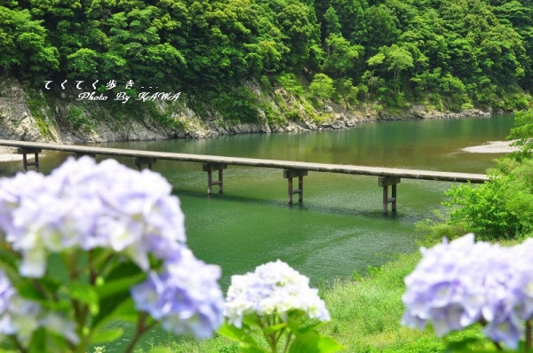 8岩間沈下橋15.05.31