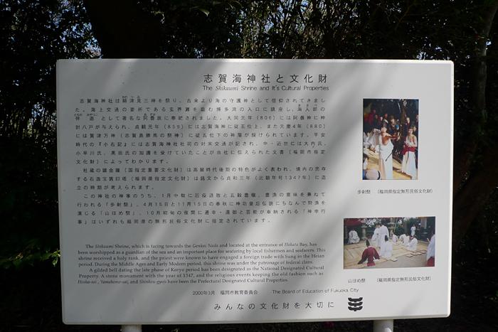 志賀海神社  福岡県  5