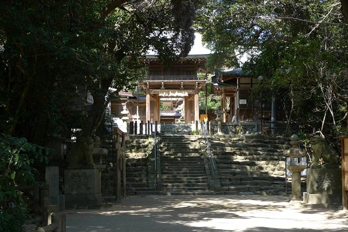 志賀海神社  福岡県  9