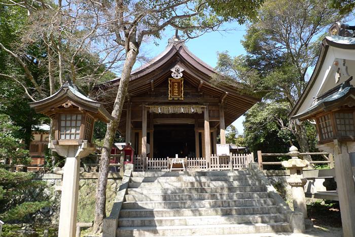 志賀海神社  福岡県  16