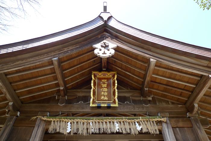 志賀海神社  福岡県  19