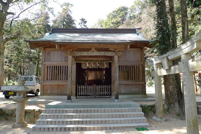 志賀海神社  福岡県  25