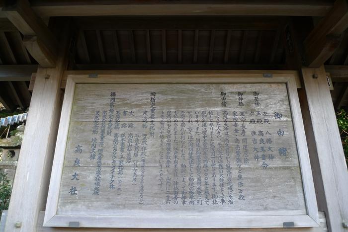 髙良大社  福岡県  2