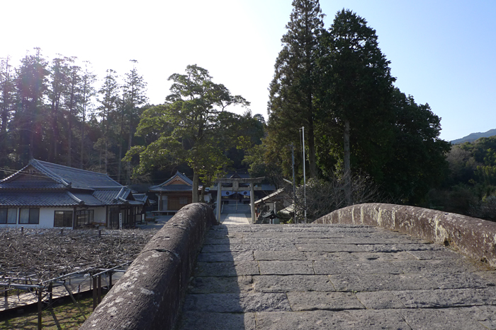 西寒多神社  大分県  2
