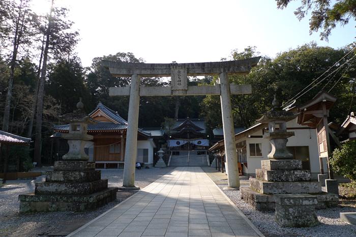 西寒多神社  大分県  8