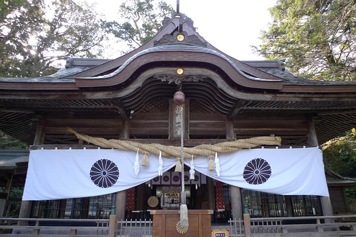 西寒多神社  大分県  10