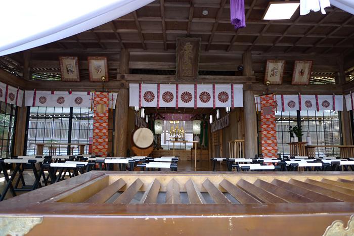 西寒多神社  大分県  11