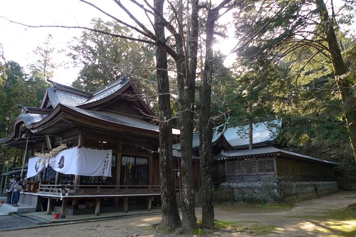 西寒多神社  大分県  12