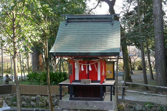 西寒多神社  大分県  17