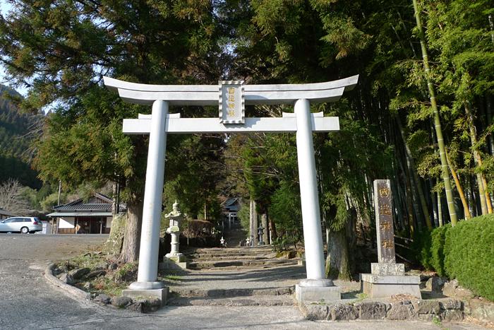 國造神社  熊本県  1