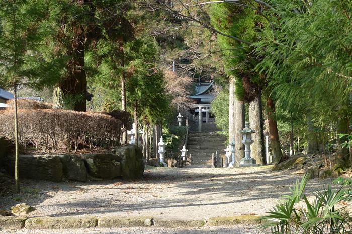 國造神社  熊本県  2