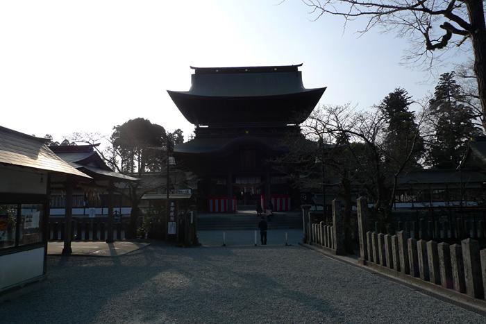 阿蘇神社  熊本県  2