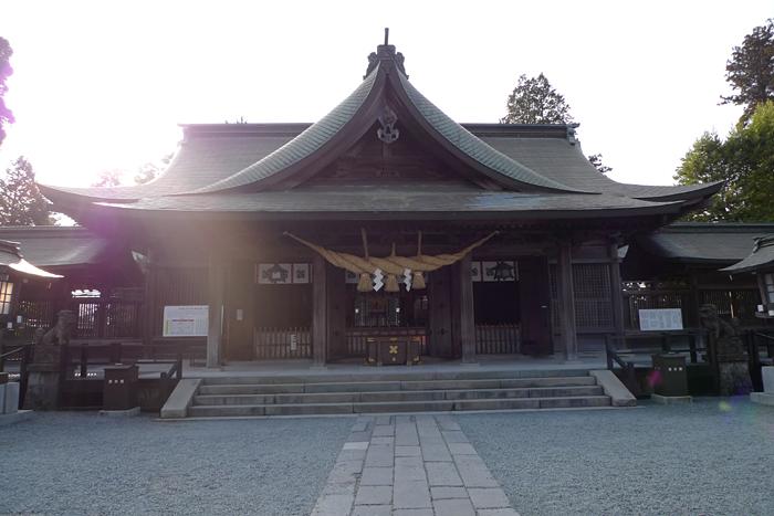 阿蘇神社  熊本県  9