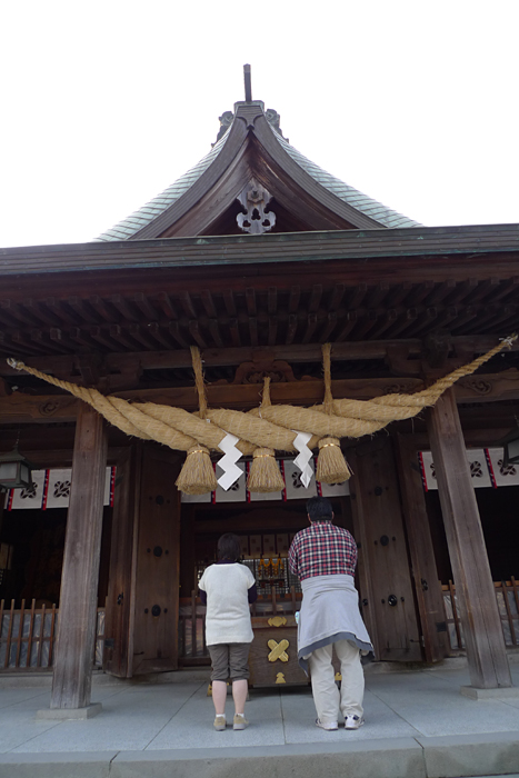 阿蘇神社  熊本県  14