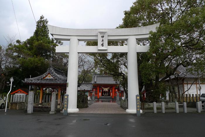 八代神社(妙見宮)  熊本県  1