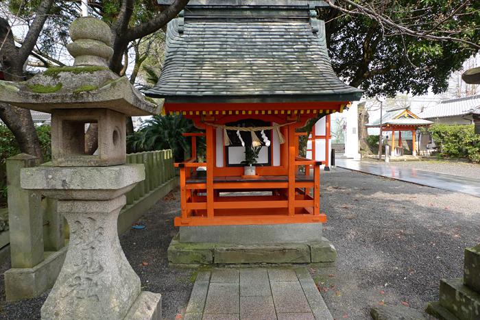 八代神社(妙見宮)  熊本県  3