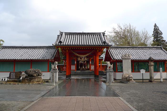 八代神社(妙見宮)  熊本県  4