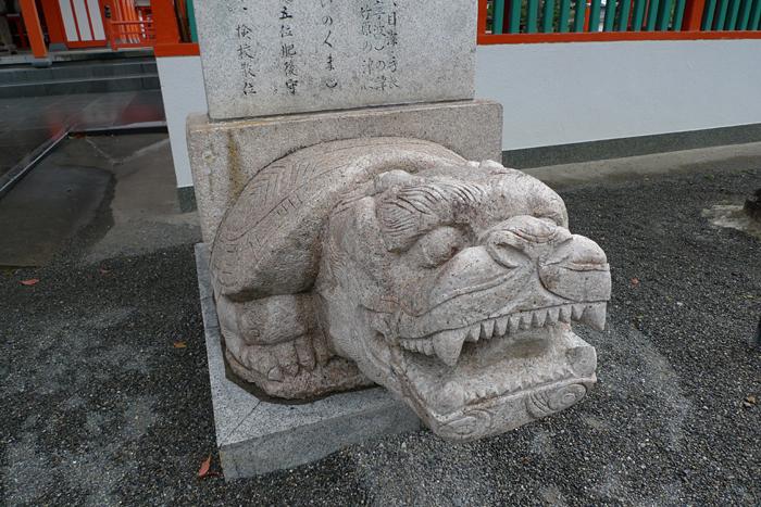 八代神社(妙見宮)  熊本県  7