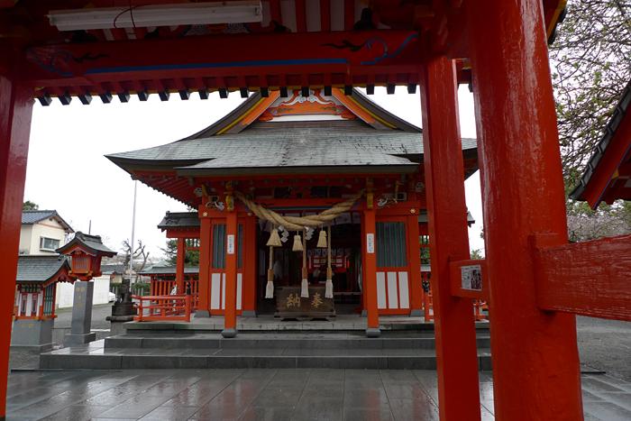 八代神社(妙見宮)  熊本県  10