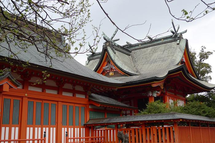 八代神社(妙見宮)  熊本県  11